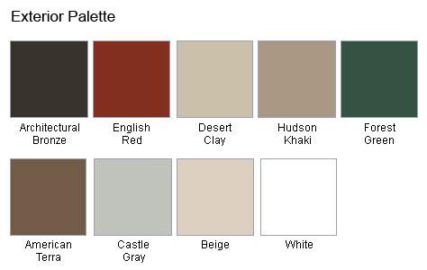 windows colors options