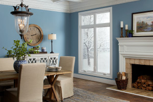 Casement Windows with Transom