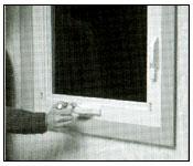 Casement & Awning Windows Clean Step 2