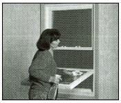 Casement & Awning Windows Clean Step 3