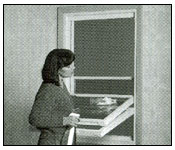 Casement & Awning Windows Clean Step 4