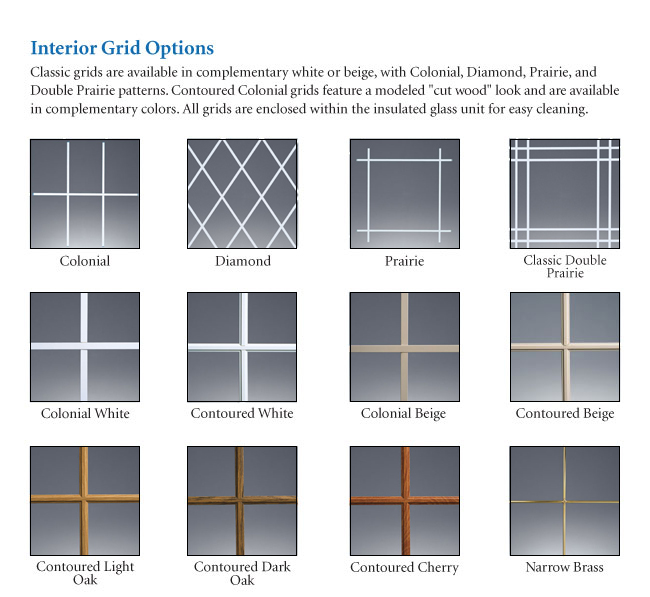 window classic grids option