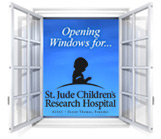 Windows for St. Jude Kids Hospital