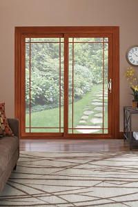 Contemporary Style Patio Doors Rochester