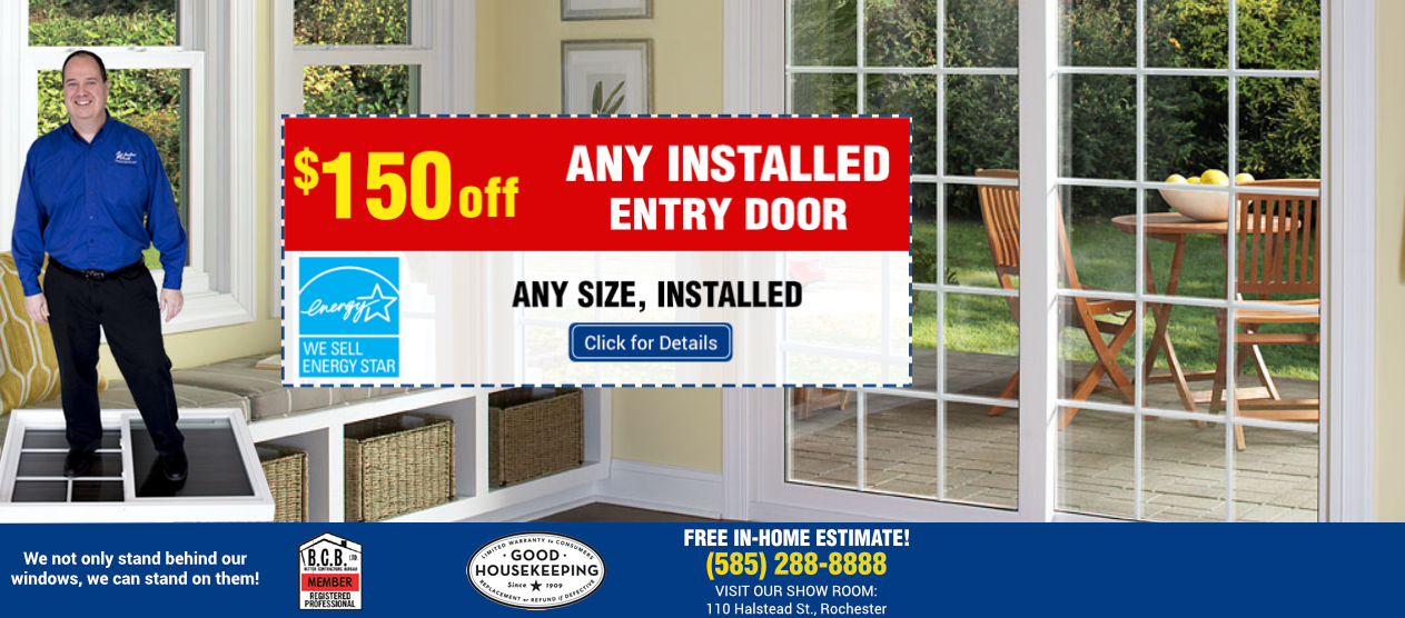 Replacement Windows Rochester | Window Installation Rochester NY on